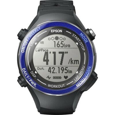 エプソン Wristable GPSウォッチ スポーティングブルー SF850PS(1コ入)