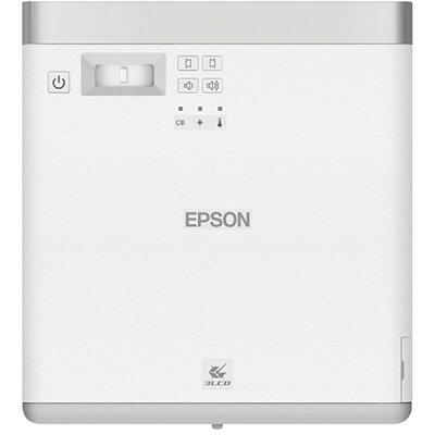 EPSON ホームプロジェクター EF-100WATV