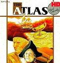 PC-9801 3.5インチソフト THE ATLAS[赤BOXパッケージHDD専用仕様]