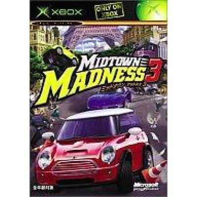 XB Midtown Madness 3 Xbox