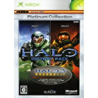 Halo ヒストリーパック(Xbox プラチナコレクション)/XB/DF800006/C 15才以上対象