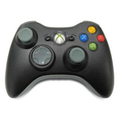 X36 Xbox 360 ワイヤレスコントローラー ブラック