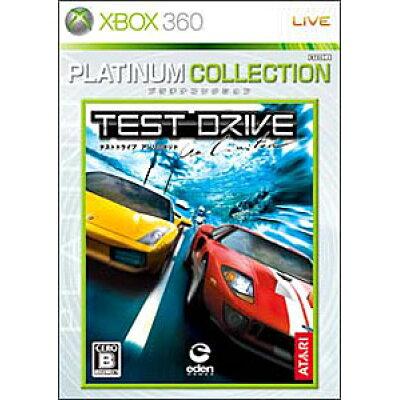 テストドライブ アンリミテッド(Xbox 360 プラチナコレクション)/XB360/4PU00004/B 12才以上対象
