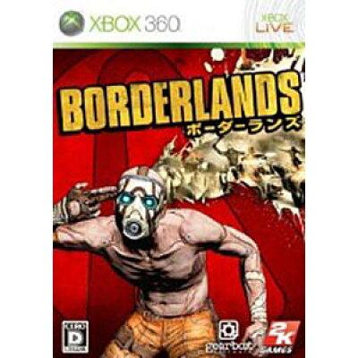 Borderlands(ボーダーランズ)/XB360/ETF-00001/D 17才以上対象