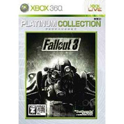 フォールアウト 3(Xbox 360 プラチナコレクション)/XB360/M9C-00003/【CEROレーティング「Z」(18歳以上のみ対象)】