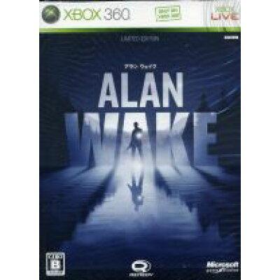 X36 Alan Wake アラン ウェイク リミテッド エディション Xbox 360