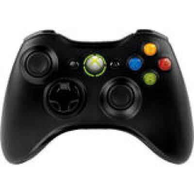 マイクロソフト Xbox 360 ワイヤレス コントローラー リキッドブラック