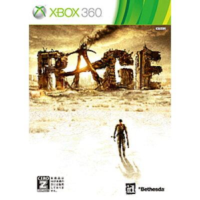 RAGE(レイジ)/XB360/6UL00001/【CEROレーティング「Z」(18歳以上のみ対象)】