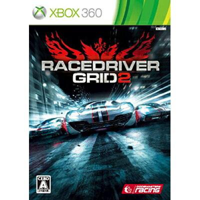 RACE DRIVER GRID 2(レース ドライバー グリッド 2)/XB360/M9X00001/A 全年齢対象