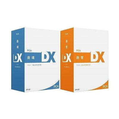 PKONKANDXW5C ピーシーエー PCA商魂・商管DXセット with SQL 5CAL