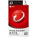 トレンドマイクロ ウイルスバスター モバイル ライブカード 1年版 MSMOANJ2XLCUPN3700Z