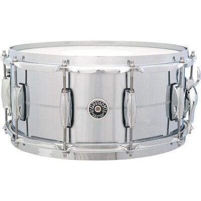 Gretsch/グレッチスネアドラム GB-4164Brooklyn Series Metal Snares