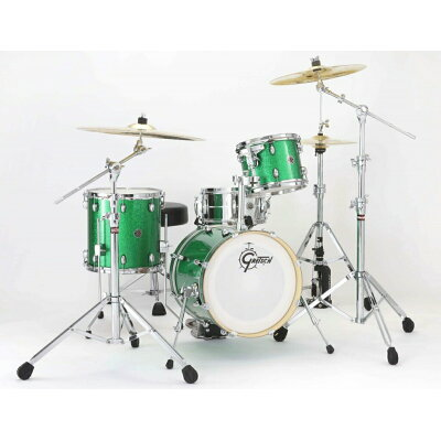 "Gretsch CC1-S463-GSP CATALINA CLUB ""Street"" / BD16・FT13・TT10 / Green Sparkle"