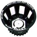 ワグナー 電動ハンドエアレスガン用 丸吹きノズル ヘッドガード付(0.5mm) 0846504