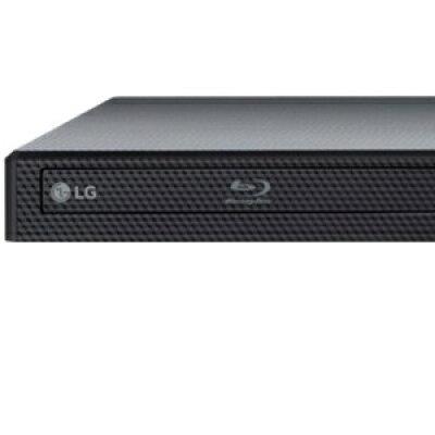 LG ブルーレイ/DVDプレーヤー BP250
