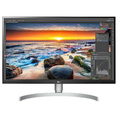 LG 27型ワイド 4K液晶ディスプレイ 27UL850-W