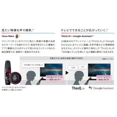 LG 有機ELテレビ OLED55C9PJA