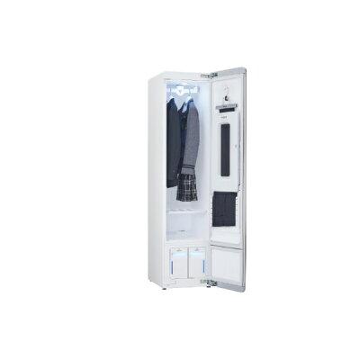 LG S3WF 衣類スチーマー ホワイト