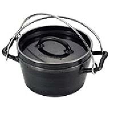UNIFLAME ユニフレーム ダッチオーブン 6インチ スーパーディープ 661055
