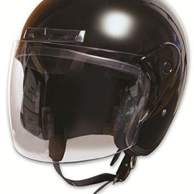PALSTAR パルスター Comfort Helmet オープンフェイスヘルメット ブラック