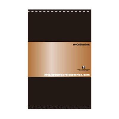 (エトランジェ)リコレクション カバー CUOIO ブラックRCP-C1-02