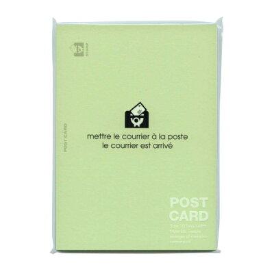 エトランジェ・ディ・コスタリカ ポストカード ワカクサ PC2-P-05