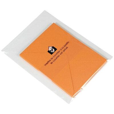 エトランジェ・ディ・コスタリカ A5レターセット 画用紙 オレンジ LT6-G-08