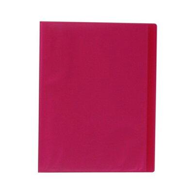 エトランジェ A4クリアファイル20P ピンク