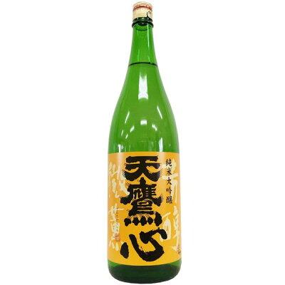天鷹 純米大吟醸 心 1.8L