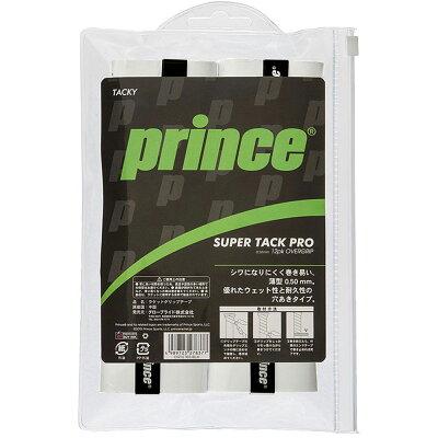 Prince/プリンスSuper Tack Pro スーパー タック プロ OG112 オーバーグリップテープ
