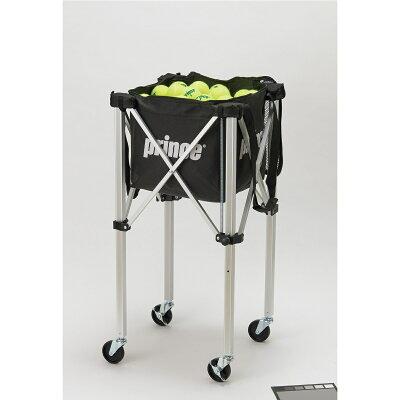 Prince プリンス ボールバスケット ロックピンキャスター付 PL064