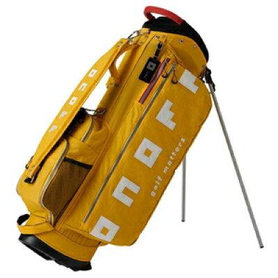OB0320-26 オノフ キャディバッグ イエロー・9型・47インチクラブ対応 ONOFF Caddie Bag OB0320
