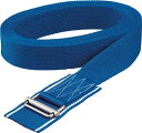 TRUSCO 簡易結束ベルト「くくり帯」 30mmX3m 青
