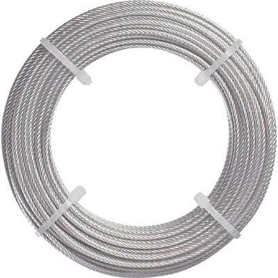 TRUSCO ステンレスワイヤロープ Φ2.0mmX20m