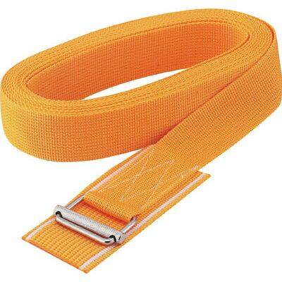 TRUSCO 簡易結束ベルト くくり帯 20mmX5m 黄