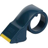 TRUSCO テープカッター 3インチ紙管用 樹脂製 TEX-2508(1コ入)