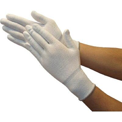 トラスコ中山 TRUSCO ホワイトHPPEインナー手袋 M TGL-5100K-M
