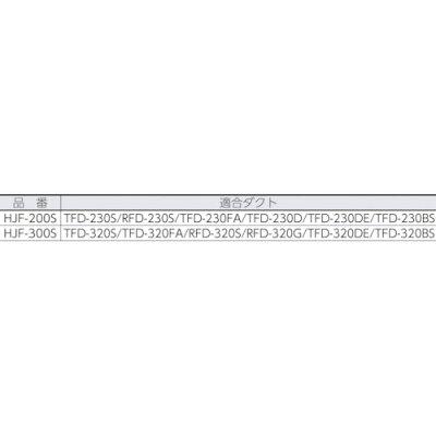 TRUSCO ハンディジェット ステンレス製 ハネ外径200mm