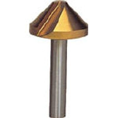 TRUSCO ナイスメンG チタンコーティング 有効刃径34mm