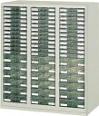 TRUSCO ユニット書庫D450 カタログケース 引出A4 浅X36深X18