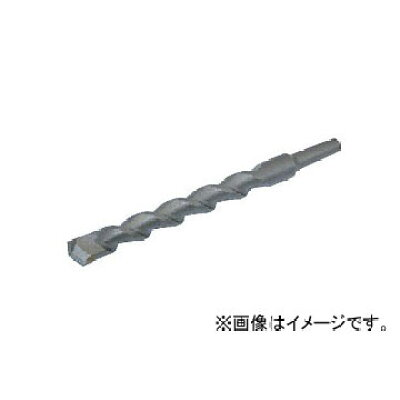 ライト精機 テーパー軸ハンマードリル ロングサイズ テーパー形状:No.1 14mm 全長mm:200 有効長mm:150