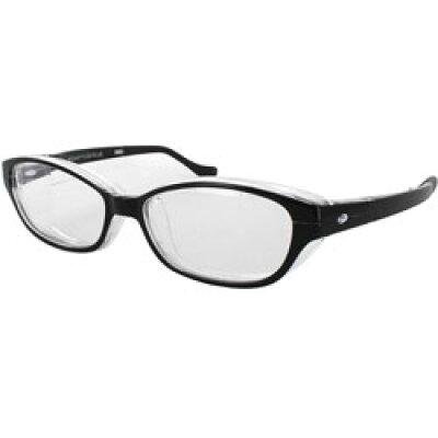 名古屋眼鏡 スカッシーフレックスプラス L ブラック 8834-01