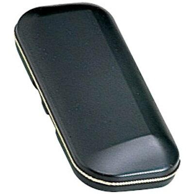 名古屋眼鏡 プラスチックハード メガネケース ダークグリーン 2032 M -14