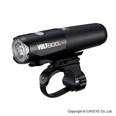 キャットアイ USB充電式LEDヘッドライト VOLT800 ブラック HLEL471RC