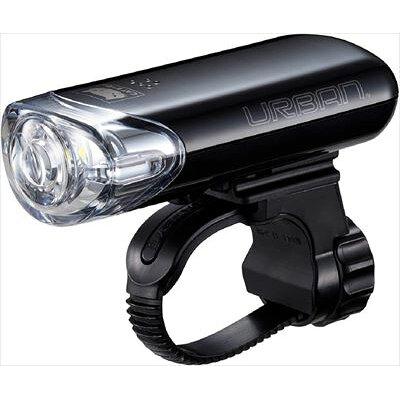 キャットアイ CATEYE LEDヘッドライト URBAN(ブラック) HL-EL145