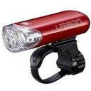 キャットアイ CATEYE LEDヘッドライト URBAN(レッド) HL-EL145