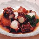 ぐるめ食品 蛸やわらか煮 醤油味 足 500g