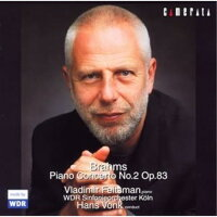 ブラームス:ピアノ協奏曲第2番 作品83/CD/CMCD-25033