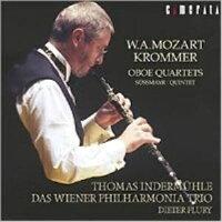 モーツァルト-クロンマー:オーボエ四重奏曲&ジュスマイア:五重奏曲/CD/CMCD-20076