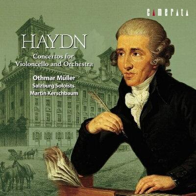 ハイドン:チェロ協奏曲集/CD/CMCD-28211